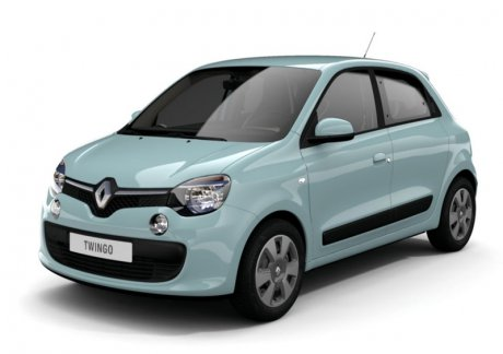 Renault Twingo Intens TCe 75CV desde 99€*/mes