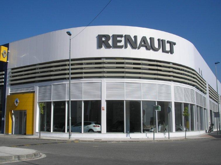 Concesionario Renault en Sevilla