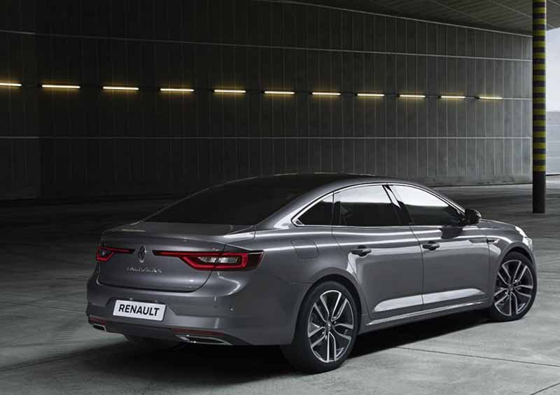 Renault Talisman Limited dCi desde 220�/mes*