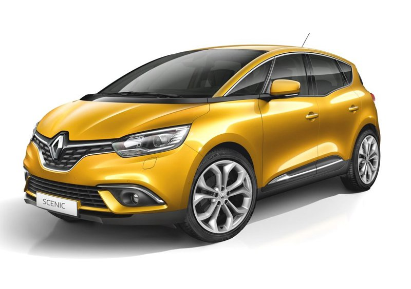 Renault Scenic Life TCe por 200�*/mes