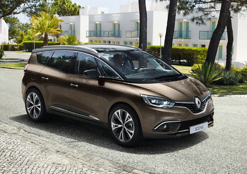 Renault Grand Scenic 115CV desde 200�/mes*